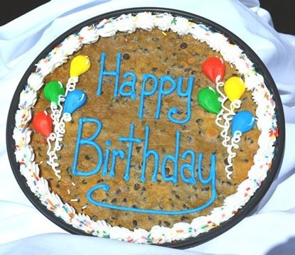 Birthdaygram Cookie