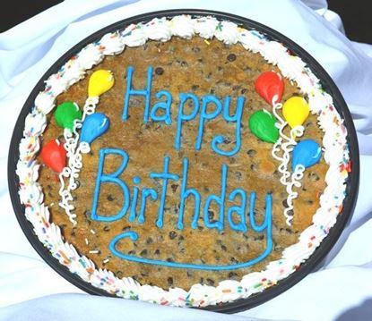 Picture of Birthdaygram Cookie